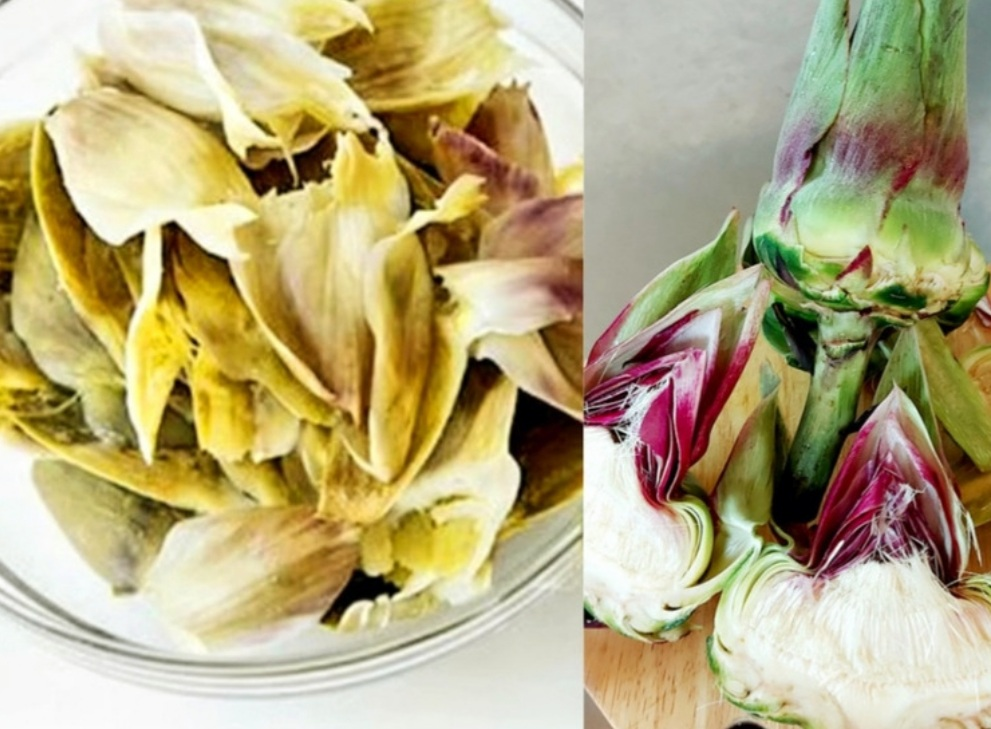 Cách Nấu Trà Hoa Atiso Tươi Đà Lạt Tại nhà